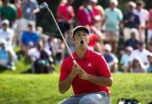 Un difícil final apea a Rahm del Barracuda. Greg Chalmers se sale y va a por su 1ª victoria en el PGA