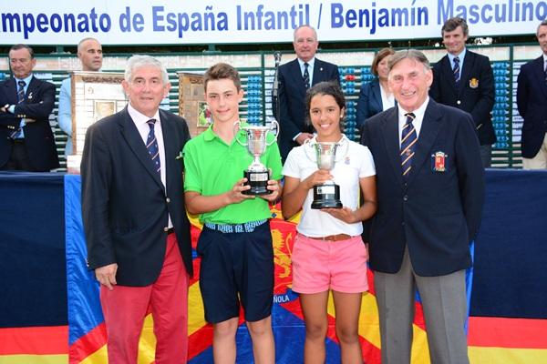 La Manga Club vivió el gran espectáculo de los Campeonatos de España Infantil, Alevín y Benjamín