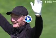 Un tirazo a cargo de Jensen, encabeza los cinco mejores golpes de la semana en el Nordea (VÍDEO)