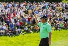McGirt suma en el Memorial su 1ª victoria en el PGA. C.-Bello, T52 tras batir a Spieth y Villegas