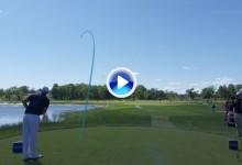 ¡¡Boooomm!! Misil de Colsaerts, de esta forma tan 'sencilla' se vuelan más de 300m. de agua (VÍDEO)