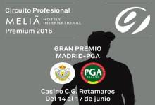 El Club de Golf Retamares acoge el Gran Premio Madrid – PGA, recorrido diseño de Olazábal