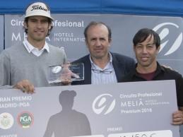 Pedro Oriol se lleva el Gran Premio Madrid – PGA. Es su primer triunfo en un torneo a tres vueltas