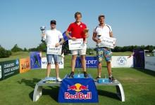 Emil Rosberg vuelve a ganar en el Circuito de bombarderos (LDET) con un misil de 420 yardas