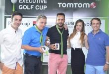 """Executive Golf Cup – Trofeo TomTom: SOASTA ya presume de """"Corbata Verde"""" en Retamares"""