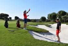 Con SPRINT6GOLF nace una nueva modalidad en el mundo del golf. ¿Será el fin de los jugadores lentos?