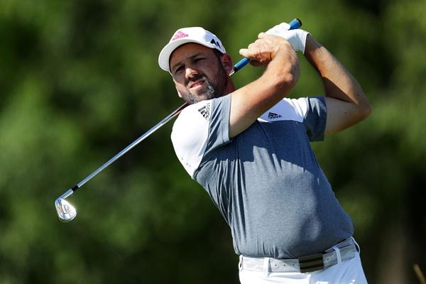 El golfista de Borriol se coloca en el Top 10 desde primera hora y ya mira la cabeza de la tabla. Foto: @PGATour