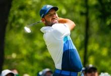 Sergio García sigue cuarto en el US Open. Solo trece jugadores se mantienen bajo par en Oakmont