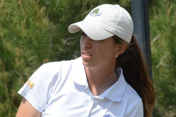 Silvia Bañón Foto OpenGolf.es