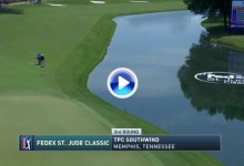 Resumen con los momentos destacados en la 3ª j. del St. Jude Classic. Incluye golpe del día (VÍDEO)