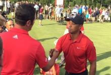 Tiger confirma que estará en Potomac en junio para jugar el National, torneo de su fundación