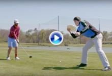 Los Bryan vuelven a la carga y se traen a Brodie Smith, un crack en el manejo del frisbee (VÍDEO)