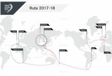 La Volvo Ocean Race vuelve al Antártico con la ruta más larga de su historia