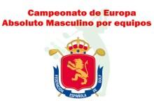 El equipo español masculino viaja hasta Golf Chantilly a la captura de su cuarto título europeo