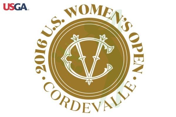 16 US Womens Open Marca y Logo