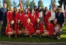 Discreto comienzo en el Campeonato de Europa Femenino. 5 españolas firmaron el par del campo
