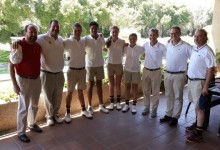 España comienza liderando el Campeonato de Europa Sub 16. López Chacarra manda en el indiv.