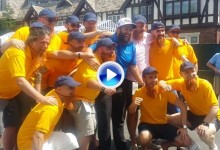 Los clones de Andrew Johnston con sus barbas ya están en Baltursol al grito de ¡¡Beeeeefff!! (VÍDEO)