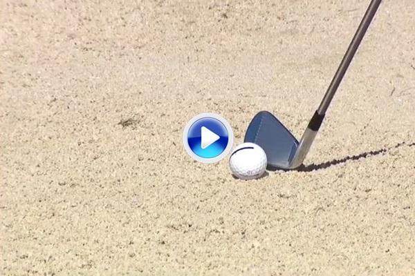 Nordqvist perdió el US Open en el PlayOff por tocar la arena del bunker, estas son las imágenes (VÍDEO)