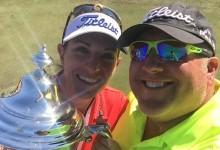 Lang le arrebata el US Open a Nordqvist tras una polémica decisión (otra) de la USGA en el PlayOff