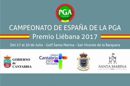 Ocho ganadores nacionales estarán presentes en Santa Marina, en el XXIX Campeonato de la PGA
