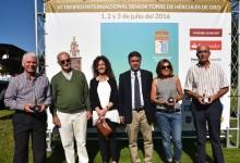 Miguel Preysler brillante vencedor del VII Trofeo Internacional Senior Torre de Hércules de Oro