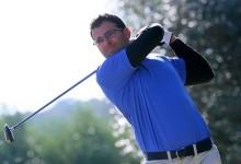 Daniel Osorio toma el mando en Golf Lerma. 8 españoles en el Top 10 en el Alps de las Castillas