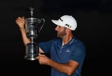 ¡Qué duro es el golf! Dustin Johnson se hace con el Bridgestone en un trágico final para Jason Day