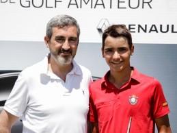 El Circuito Renault de Golf Amateur puso el broche de oro en el Centro Nacional de Golf