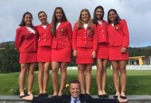 Las chicas del Sub 18 ya están en las semis del Campeonato de Europa tras vencer a Dinamarca