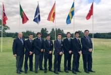 España cede ante Irlanda en el Europeo Absoluto Masculino y apunta a la séptima plaza