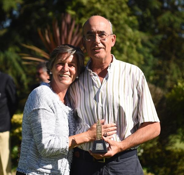 Julián Peñalosa, ganador en 2º categoria