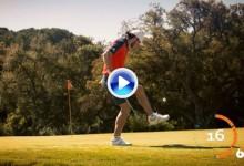 ¿Cuántos toques es capaz de dar a una bola de golf en 30″? Gareth Bale da 58 ¡impresionante! (VÍDEO)
