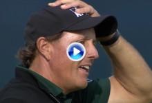 Birdies, eagles, Ace… Los mejores golpes de la 1ª jornada de The Open en 150 segundos (VÍDEO)