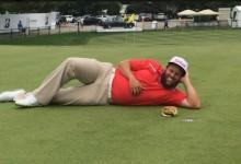 """¿""""Tofu"""" Johnston? La PETA intentó convencer al golfista para que cambiara su cárnico apodo"""