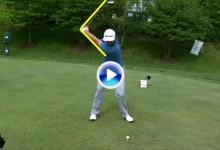 Este es el swing de Jon Rahm analizado a cámara super lenta por Peter Kostis y el PGA Tour (VÍDEO)