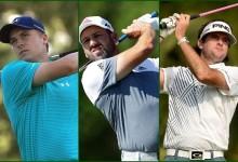 El US PGA si que reconoce a Sergio. García, Spieth y Bubba, partidazo de lujo en Baltusrol (HORARIOS)