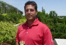 Jorge San Sebastián se hace con la 10ª del Circuito de Madrid de Profesionales en Golf Santander
