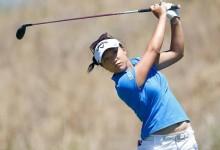 Lydia Ko también quiere el US Open. La número uno ya manda en el CordeValle GC en San Martín