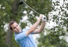 Mikel Galdós y Noel Grau comparten la cabeza en el Campeonato de España de la PGA en Sta Marina
