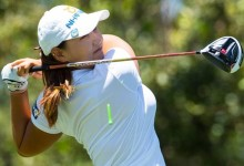 Discreto comienzo español en el US Open femenino. Mirim Lee domina en California con -8