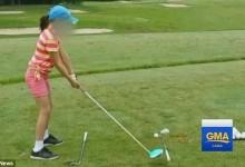 Polémica sentencia: Una juez prohíbe jugar al golf a una niña prodigio de 10 años (Incluye VÍDEO)
