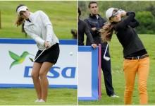 La canaria María Beautell y la malagueña Noemí Jiménez lideran el Campeonato WPGA de España