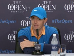 """McIlroy se retrata al justificar su ausencia en Río: """"No vine al golf para hacer grande este deporte"""""""