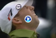 Sergio García pudo llevarse el Open en 2007, pero aquel famoso putt desde 2 m. se lo impidió (VÍDEO)