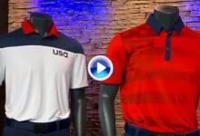 De esta forma lucirá el equipo de Golf de Estados Unidos en los Juegos Olímpicos de Río (VÍDEO)