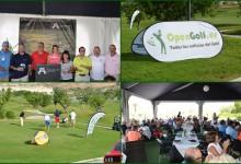 Clamoroso éxito de la V Edición del Torneo OpenGolf celebrado en Font del Llop Golf Resort