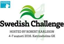 Once españoles toman parte en el novedoso Swedish Challenge de Robert Karlsson (PREVIA)