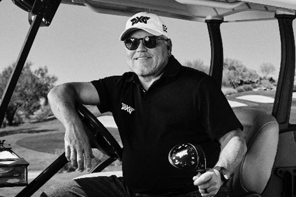 El multimillonario americano quiere dar un golpe de efecto en el golf con el fichaje del norirlandés. Foto: @DrBobParsons