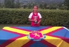 La madrileña Cayetana Fernández García-Poggio, Campeona de España alevín de Pitch & Putt